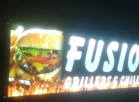 Fusion Grillers & Chillers